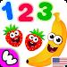 Download Funny Food 123! Kids Number Games for Toddlers 1.3.0.11 APK