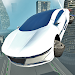 Download Futuristic Flying Car Driving 4 APK