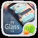 Download GO SMS PRO GLASS II THEME 1.1 APK