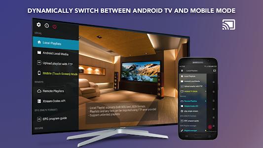 screenshot of GSE SMART IPTV version 6.3