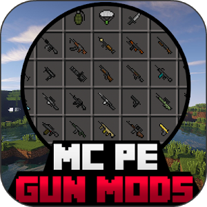 Download GUN MODS FOR MEPE 5.0 APK