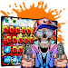 Gangster Graffiti Keyboard Theme