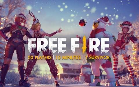 screenshot of Garena Free Fire – Winterlands version 1.25.3
