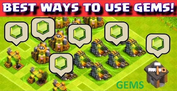 Download Gems Clash of Clans 1.0 APK