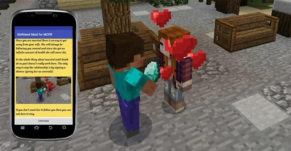 Download Girlfriend Mod for Minecr 1.1 APK