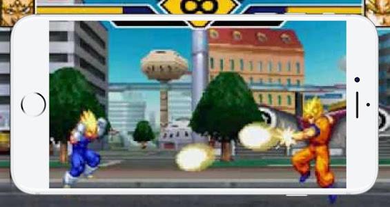screenshot of Goku Fighting: Saiyan Warrior 2 version 1.0.2