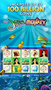 screenshot of Gold Fish Slots Casino – Free Online Slot Machines version 24.08.00