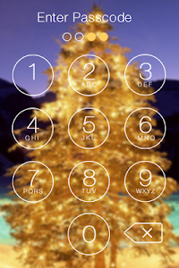 screenshot of Golden Lock version 2.1