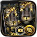 Download Golden Wild Lion Theme 1.1.2 APK