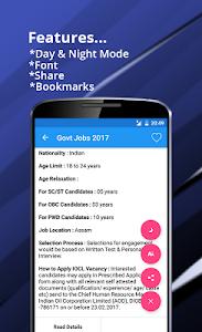 Download Government Job, Result, Sarkari Naukari 2018 2.1 APK