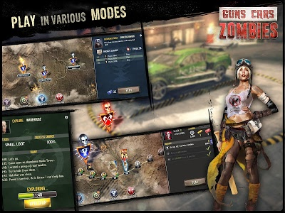 Download Guns, Cars and Zombies 3.2.6 APK