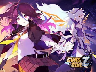 Download Guns Girl - Honkai Gakuen 5.1.22 APK