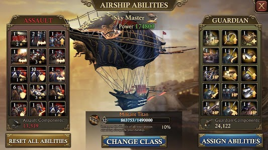 screenshot of Guns of Glory version 2.6.0