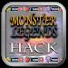 Download Hack Monster Legends The Prank 1.0 APK