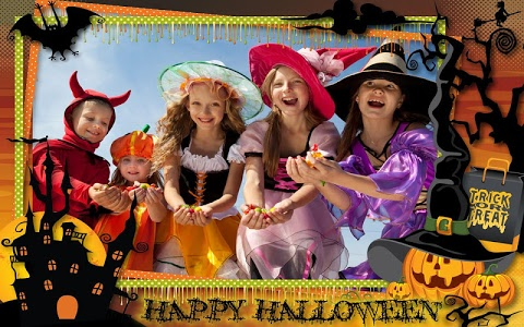 Download Halloween Photo Frames 2.0 APK