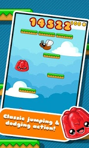 screenshot of Happy Jump version 1.11.1