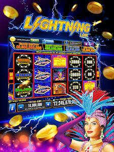 screenshot of Heart of Vegas™ Slots – Free Slot Casino Games version 3.19.8
