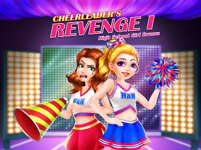 screenshot of Cheerleader's Revenge: Breakup & Betrayal version 1.8