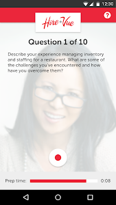 Download HireVue for Candidates 4.0.5 APK
