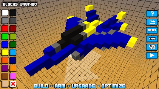 screenshot of Hovercraft: Takedown version 1.4.0