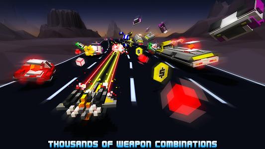 screenshot of Hovercraft: Takedown version 1.5.3