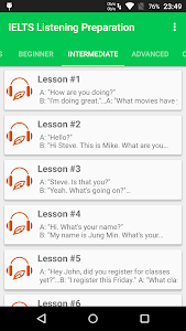 Download IELTS Listening Preparation-Listen English 4.0 APK