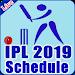 Download IPL 2019 Schedule 1.12 APK