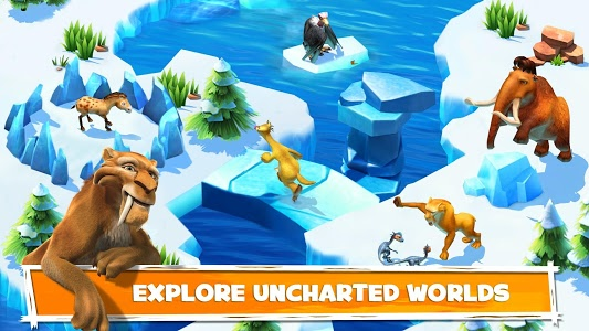 screenshot of Ice Age Adventures version 2.0.7a