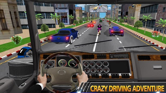 Download In Truck Driving Games : Highway Roads and Tracks 1.1.1 APK
