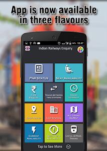 Download Indian Railways Enquiry IRCTC 13.3 APK
