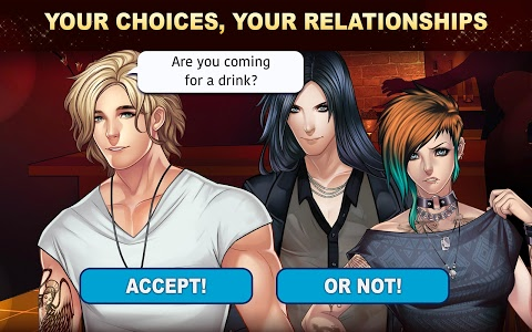 Download Is-it Love? Colin: Choose your story - Love & Rock 1.2.166 APK