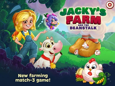 Download Jacky's Farm: Match-3 Adventure 1.1.4 APK