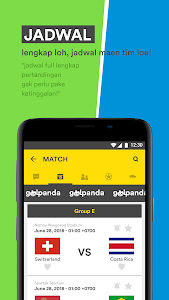 Download Liga Satu Indonesia 2018-2019 & AFC : Golpanda 1.6.2 APK