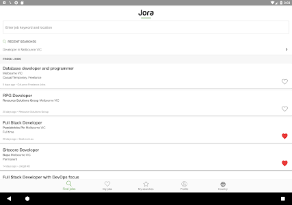 Download Jora Jobs - Job Search, Vacancies & Employment 2.1.0 (1331) APK