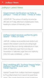 Download Jodhpur News 1.0 APK