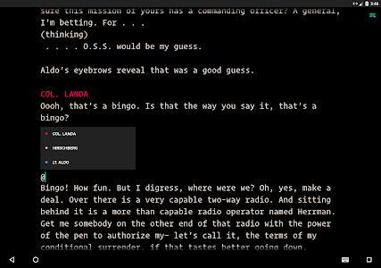 screenshot of JotterPad - Writer, Screenplay, Novel version 12.8.0-pi