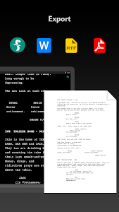 Download JotterPad - Writer, Screenplay, Novel 12.8.3-pi APK