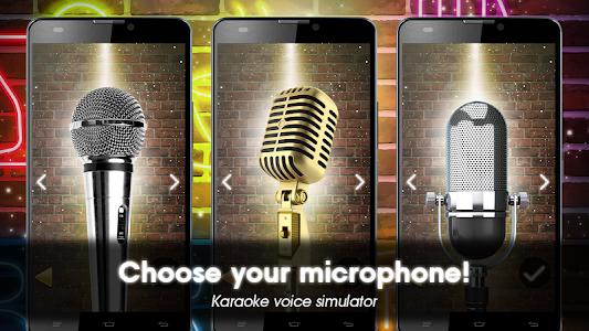Download Karaoke voice sing & record 6.04 APK