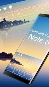 Download Keyboard for Galaxy Note 8 10001005 APK