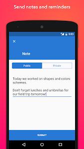 screenshot of Brightwheel - Classroom Management & Business Tool version 3.9.0