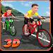 Download Kids Bicycle Rider Street Race 1.2 APK