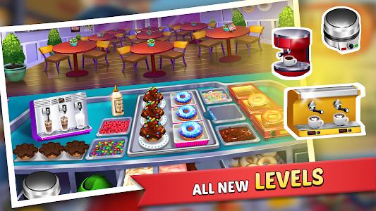 screenshot of Kitchen Craze: Master Chef Cooking Game version 1.7.6