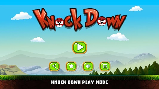 screenshot of Knock Down version 1.2