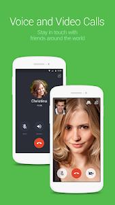 screenshot of LINE: Free Calls & Messages version 5.1.3