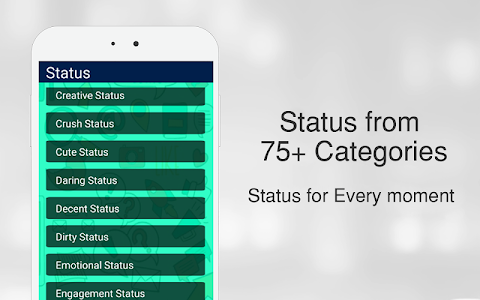 screenshot of Latest Whats Status 2019 version 6.0