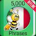 Download Learn Italian - 5000 Phrases 2.5 APK