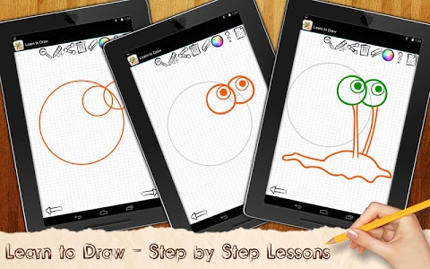 Download Learn To Draw Bob Sea Spunge 3.01 APK