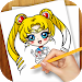 Download Learn to Draw Sailor Moon 3.01 APK