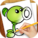 Download Learn to Draw Zombies Vs Plant 3.4 APK