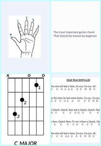Download Learning Guitar Chord for Beginner 1.0 APK
